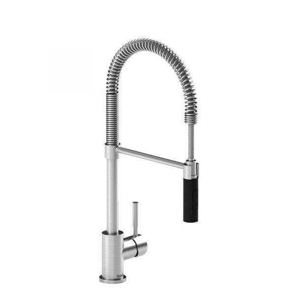 Riobel Bistro BI201 Kitchen Faucet With Spray