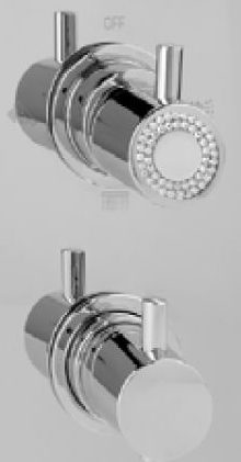 Maier Muse Shower 2 way Thermostatic Valve - 67.602RN