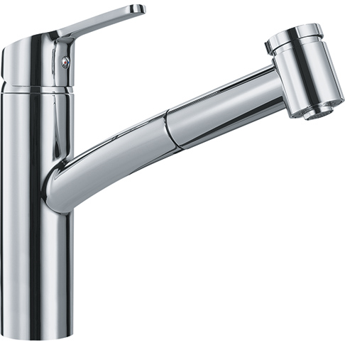 Franke Smart Single Hole Pull Out Faucet FFPS3600/3680
