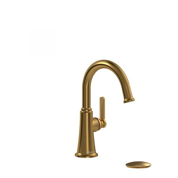 Riobel MMRDS01J Momenti Single hole lavatory faucet