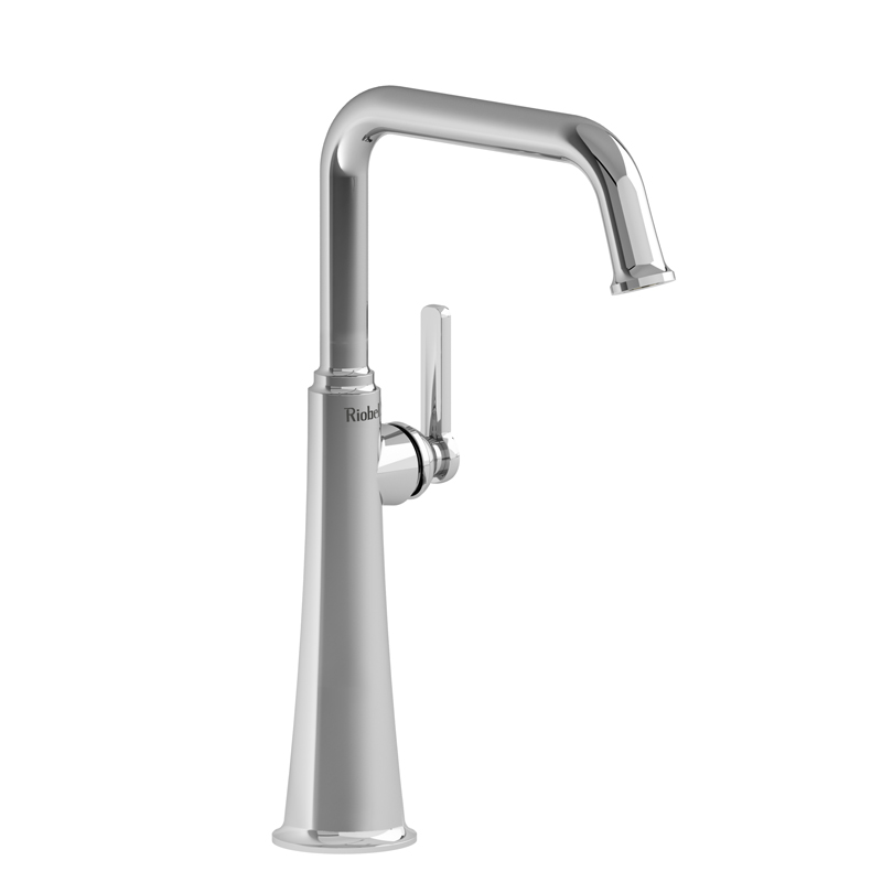Riobel Single hole lavatory faucet- MMSQL01JC