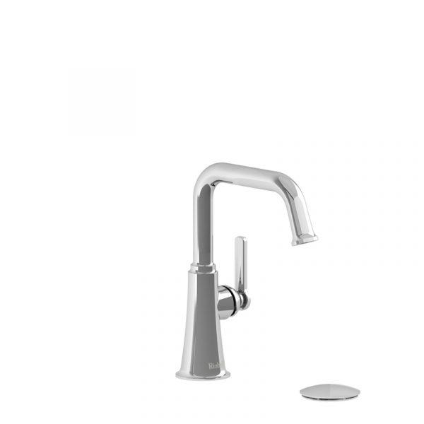 Riobel Single hole lavatory faucet- MMSQS01JC