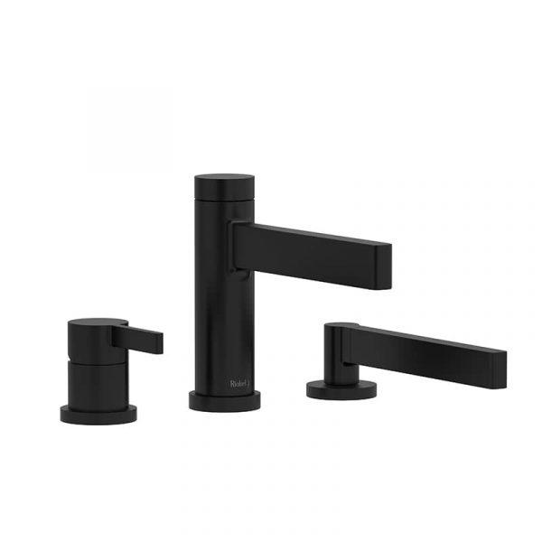 Riobel Paradox PX10 3-piece Deck-mount Tub Filler