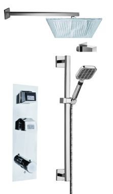 Maier Skip Diamond Shower System 61