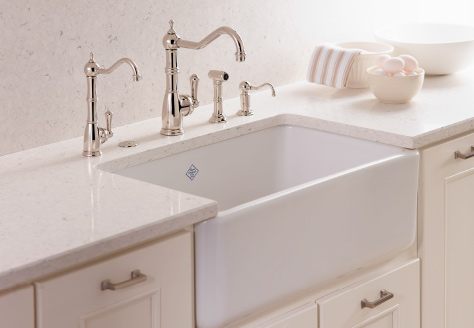 """Rohl Shaw Lancaster 36"""" RC3618 LCF3633 Apron Front Sink"""