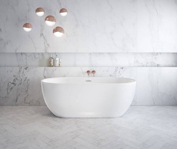 Maax Canada Tosca 106878-000-001 White Bathtub