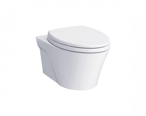 TOTO CWT426CMFG#WH AP Wall-Hung Toilet & In-Wall Tank Unit