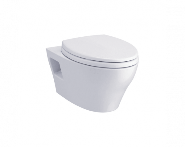 TOTO CWT428CMFG#WH EP Wall-Hung Toilet
