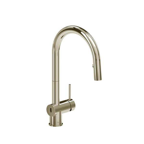 Riobel AZ211PN Azure Touchless Kitchen Faucet In Polished Nickel